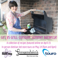 Girl vs Grill Grocery Store Tour at 6 pm