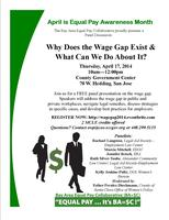Why Does the Wage Gap Exist & What Can We Do About It?