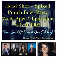Head Shot + Spiked Punch Bowl Party