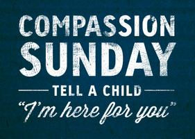 Compassion Sunday Letters/Sponsorship Table Volunteers