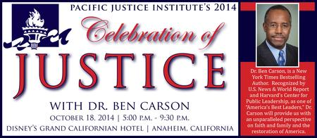 Pacific Justice Institute's Celebration of Justice:...