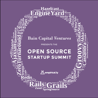Bain Capital Ventures presents the Open Source Startup ...