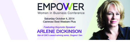 EMPOWER Women in Business Conference 2014