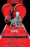 Couture for a Cause: A Fashion Affair for the Heart
