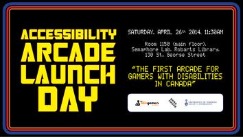 Semaphore & AbleGamers Accessibility Arcade Launch