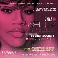 Kelly Price Pre Mothers Day Concert & After Party |...