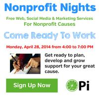 Nonprofit Night - Free Marketing Services for Great...