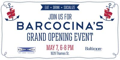 Barcocina's Grand Opening Event