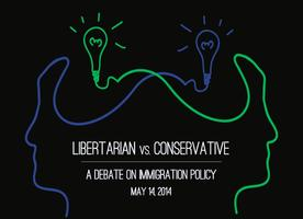 Libertarian vs. Conservative: A Debate on Immigration...