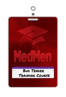 Bud Tender Training Course