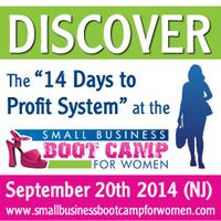 3rd Annual Small Business Boot Camp for Women