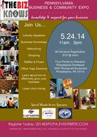 2014 Pennsylvania Business & Community Expo