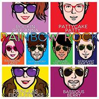 GigS and Kidzbill Present Junior Jams:  Rainbow Rock