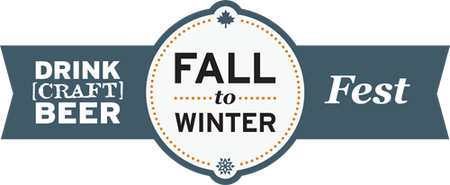 Drink Craft Beer Fall To Winter Fest