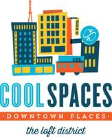 Cool Spaces+Downtown Places