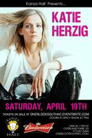 Katie Herzig with Special Guests Mideau and Sara Swenso...