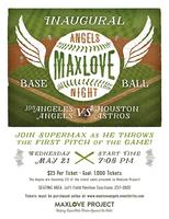 Inaugural MaxLove Angels Night
