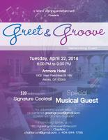 Greet & Groove Networking Event