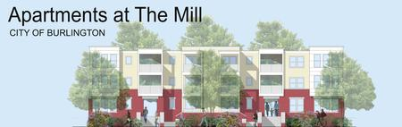 Apartments at The Mill Groundbreaking Ceremony