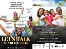 Let's Talk Miami Gardens