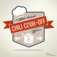 27th Annual Chili Cook Off in Five Points