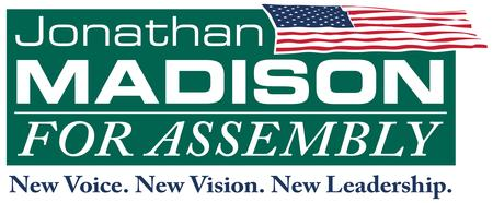 Jonathan Madison for Assembly Campaign Kickoff!