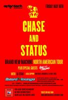 Afterdark Dallas Ent presents CHASE AND STATUS