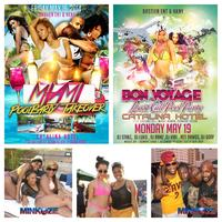 Miami Ultimate Pool Party Takeover