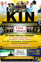 'KIN' Kingdomwood International Networking Event