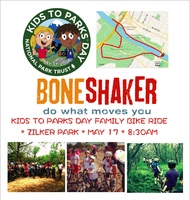 Boneshaker Project Kids to Parks Family Ride
