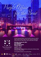 Purple Affair for the Bear