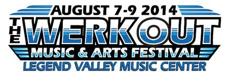 The Werk Out Music and Arts Festival