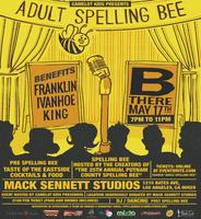 Adult Spelling Bee