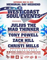 WCS Events - MDW w / JULIUS THE MAD THINKER! $10 RSVP