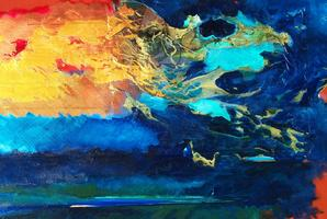 Earth Vision: Paintings by Faye Earnest