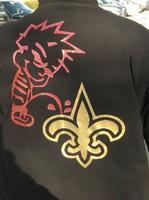 Falcons in New Orleans