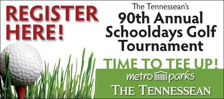 The Tennessean's 90th Annual Schooldays Golf...