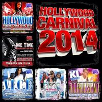 Hollywood Carnival 2014 Official Events