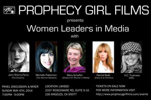 Prophecy Girl Films presents Women Leaders in Media