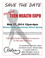 GapBuster, Inc. 8th Anunual Teen Health Expo