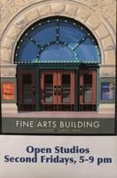 Fine Arts Building Second Fridays Open Studios