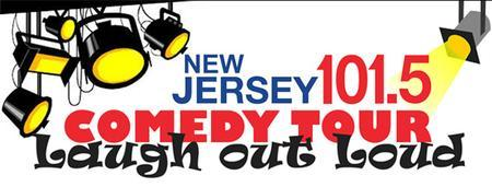 New Jersey 101.5 Comedy Tour