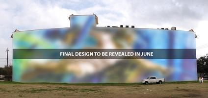"The Biggest Mural in Houston - ""Preservons la Creation"""