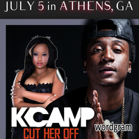Red, White, and Blue Bash starring K CAMP