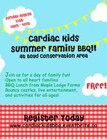 Cardiac Kids Family BBQ