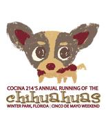 Cocina 214's 2nd Annual Running of the Chihuahuas