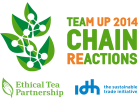 TEAM UP 2014 - CHAIN REACTIONS