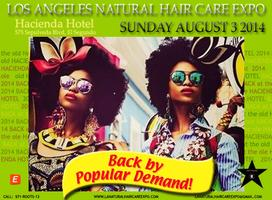 Los Angeles Natural Hair Care Expo-Nappywood™ Weekend