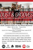'Dust and Groove' Book and Exhibition Launch