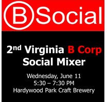 2nd Virginia B Corp Social Mixer